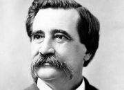 "In 1886 on this day 23rd President of the United States John Alexander ""Blackjack"" Logan (pictured) died aged sixty."